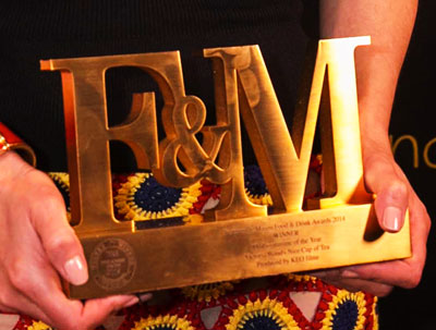 Fortnum and Mason Food & Drink Awards announced