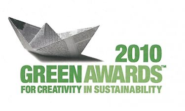 Landshare wins 2010 Green Award