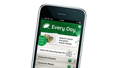 River Cottage Every Day iPhone App