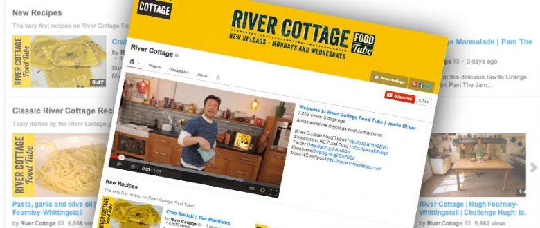 River Cottage Food Tube