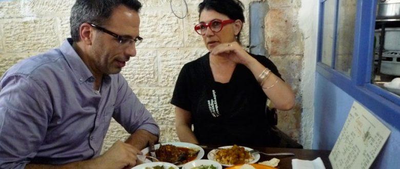 Jerusalem on the Plate