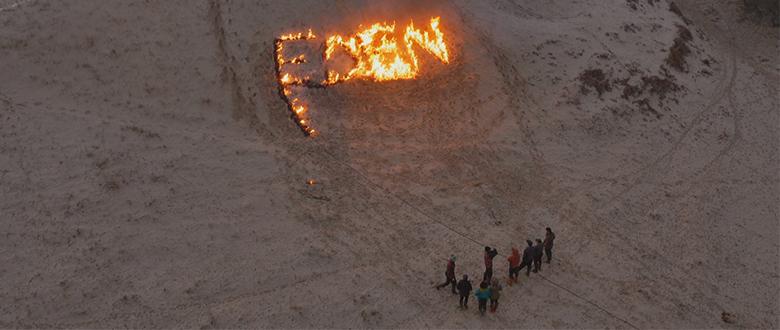 Eden fire
