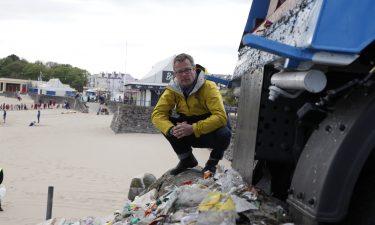 War on Plastic with Hugh & Anita