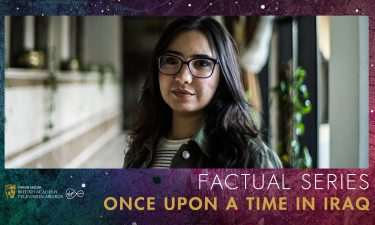 Once Upon a Time in Iraq wins Factual Series at the 2021 BAFTAs!