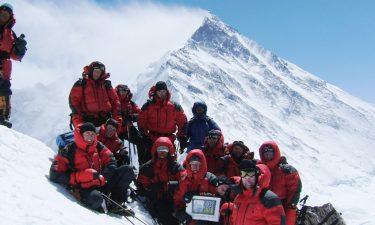 Everest: Man V Mountain