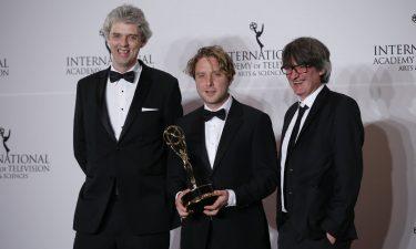 International Emmy Awards 2017 – Exodus: Our Journey to Europe wins Best Documentary
